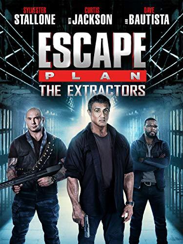 Escape Plan: the Extractors Aka Escape Plan 3 (Furla Heart)