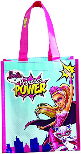 Barbie Bag (Rubie's Costume Barbie Princess Power Trick Treat Bag Costume)