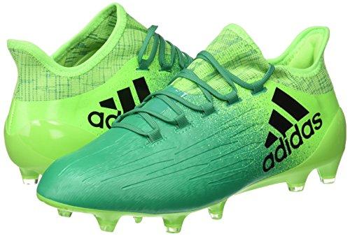 Vert Fg vert Multicolore Solaire Citron Cuir Crampons Adidas vert De Foot noir X vert 16 1 noir A8UgwxgCq