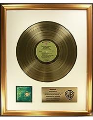 Alice Cooper Billion Dollar Babies LP Gold Non RIAA Record Award Warner Brothers
