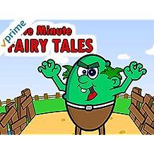 Five Minute Fairy Tales