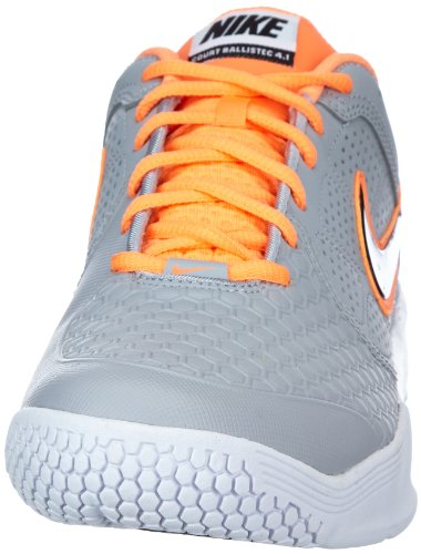 Courtballistec Shoes Soft Tennis 010 Orange Men's 1 Nike Multicolored Air 4 Grey FqHEnBx