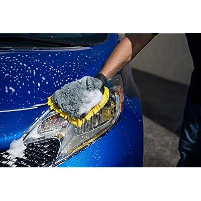 Chemical Guys MIC_494 Three Way Premium Wash Mitt: Automotive