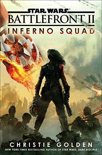 Book Cover: Battlefront II: Inferno Squad