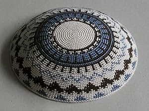 20 Cm Hand Knitted Kippah