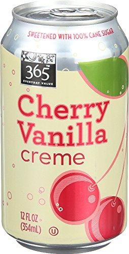 cherry vanilla creme soda - 1