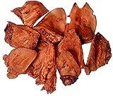 HDP Beef Cow Ears JUMBO Flavor:Smoked Size:Pack of 100