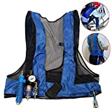 Whirl Tube Air Conditioner Waistcoat - Welding Steel Cooling Vest - Cooler Suit for Welder Worker by vnhome