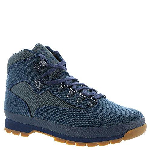 Timberland Men's Euro Hiker Fabric Boot Black Iris Cordura free shipping how much purchase cheap price m3URd