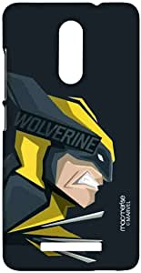 Macmerise Dont Mess With Wolverine Sublime Case For Xiaomi Redmi Note 3