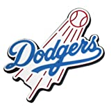 Los Angeles Dodgers Logo MLB Baseball 3D Foam Logo Wall Sign