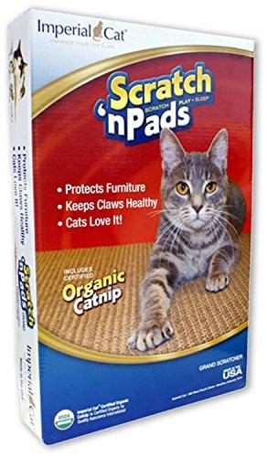 Imperial Cat (Imperial Cat Grand Scratch 'n Pad Scratcher)