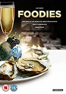 Foodies ( Foodies: The Culinary Jet Set ) [ NON-USA FORMAT, PAL, Reg.2 Import - United Kingdom ]