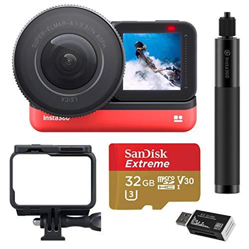 دوربین ورزشی Insta360 مدل ONE R کیفیت 5.3K رنگ مشکی