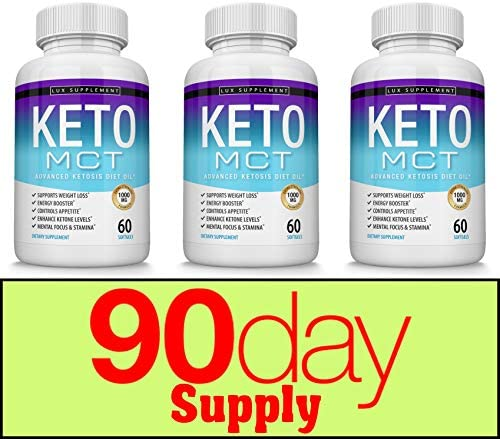 Keto Softgels Advanced Ketosis Diet product image