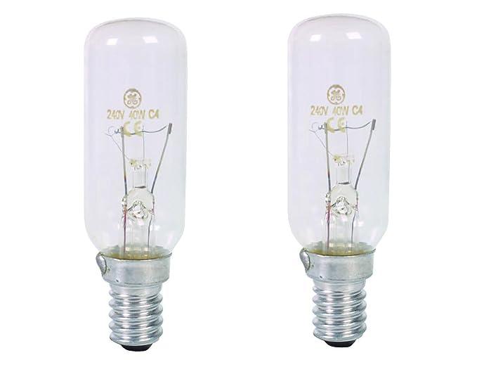 Lloytron Ampoule pour lumière de hotte aspirante E14 40W 240V