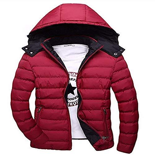 Imbottito Manica Di Senza Uomini Abbigliamento Degli Outerwear Giacca Uomini Cotone Addensare Imbottito Caldo Della Lungo Rot Solido Cappotto Bx81PqPwY