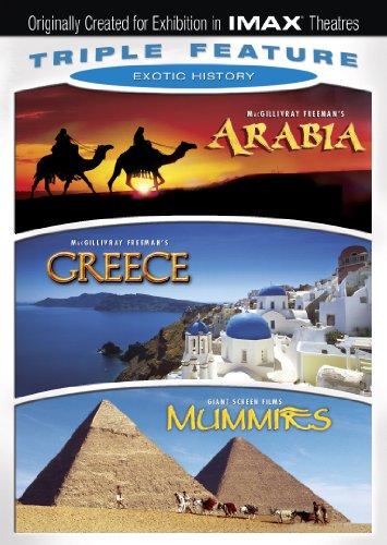 UPC 014381864328, Exotic History Triple Feature (Arabia / Greece / Mummies) (IMAX)