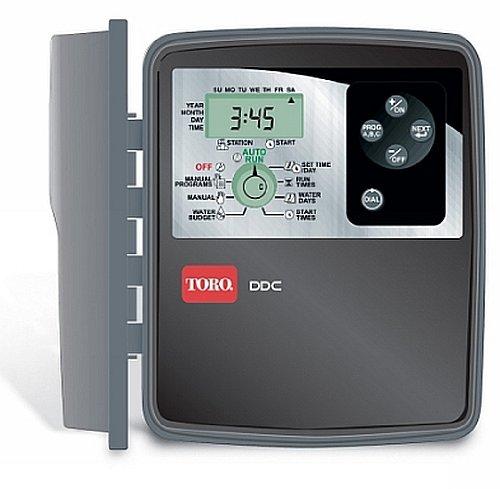 Toro DDC4–Steuergerät für Bewässerung 4Zonen für Außen