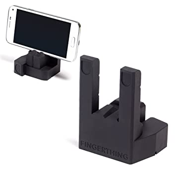 Smartphone Stand fingerthing by TM (Rockfinger: Amazon.es: Electrónica