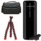 UE BOOM 2 Phantom Wireless Mobile Bluetooth Speaker (Waterproof and Shockproof) + Deluxe Carry Case...