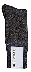 Men's Designer Glitter Dress Socks