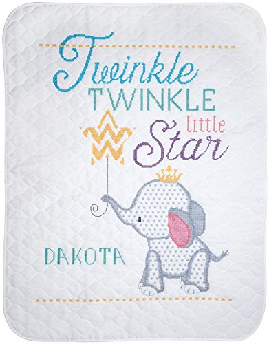 Janlynn Cross Stitch Kit Twinkle - Cross Stitch Quilt
