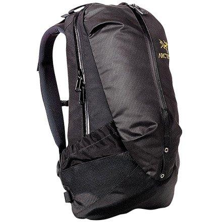 ARCTERYX Arro 22 Backpack Backpacks 000 Black, Outdoor Stuffs
