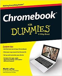 Chromebook Dummies Dummies Series