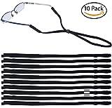 Kyпить Leyaron 10 Pack Universal Eyewear Retainer Sports Sunglass Holder Straps, Safety Glasses Eyeglasses Neck Cord String Lanyard Strap на Amazon.com