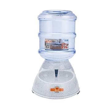ePeTop Automático Dispensador de Alimentos y Agua 3.5L (Dispensador de Agua): Amazon.es: Productos para mascotas