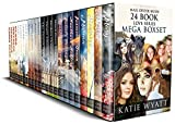 #10: 24 Book Mega Box Set: Mail Order Bride  Love Series (Mega Box Set Series 6)