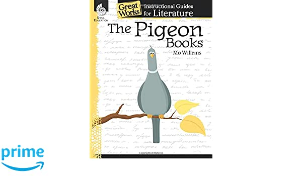 Amazon the pigeon books an instructional guide for literature amazon the pigeon books an instructional guide for literature great works 9781480769922 brenda a van dixhorn books fandeluxe Image collections