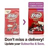 KIT KAT Chocolate Candy , Snack Size Assortment