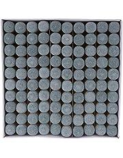 IPOTCH Reemplazos de 100x Puntas de Taco de Calidad Pieza de Reparación para Taco de Billar