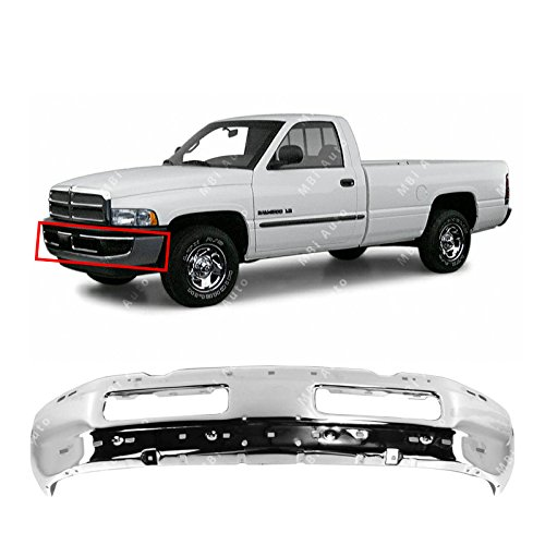 01 dodge ram bumper - 6