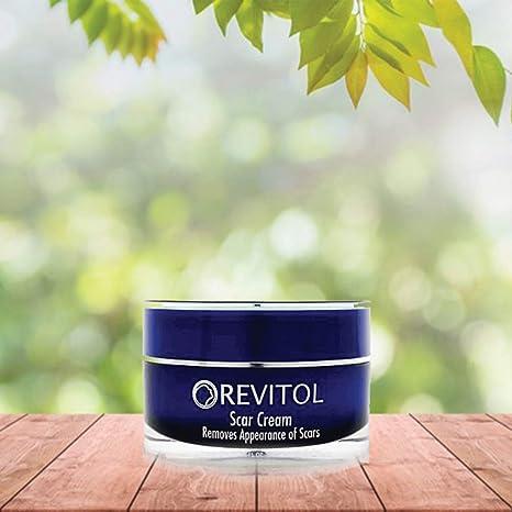 Buy Revitol Scar Removal Cream Remove Scars Reduce Acne Scars