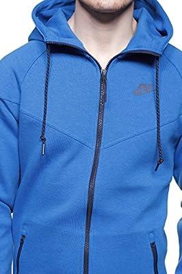 Nike Tech Fleece Windrunner 1M Veste pour Homme XXL