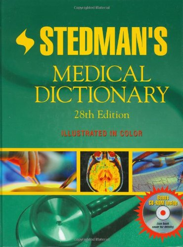 Stedman's Medical Dictionary by Stedman's