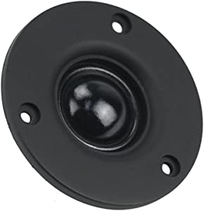 3 Inch Audio Stereo Speaker 20W Tweeter, 4Ω High-pitched Loudspeaker, Audiophiles DIY Home Theater Bookshelf Stereo Speakers 74MM (4 Ohm)