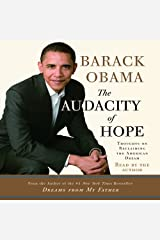 The Audacity of Hope: Thoughts on Reclaiming the American Dream Audible Audiobook