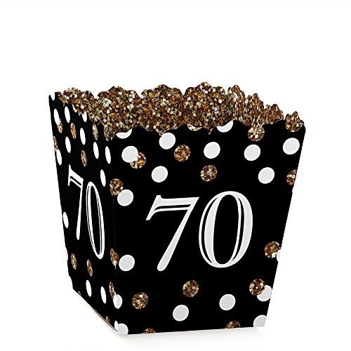 Adult 70th Birthday Candy Favors