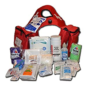 Trail Riding Equine First Aid Medical Kit 16