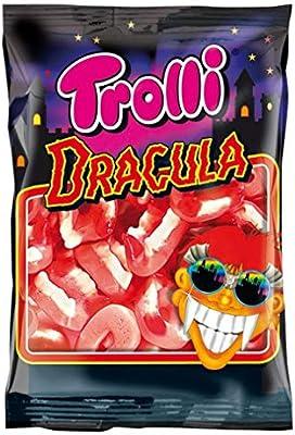 Horror-Shop Trolli Drácula 200g: Amazon.es: Juguetes y juegos