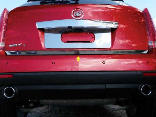 (QAA FITS SRX 2010-2016 CADILLAC (1 Pc: Stainless Steel Rear Deck Accent Trim - 1.125
