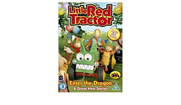 Little Red Tractor-Enter the Dragon Reino Unido DVD: Amazon ...