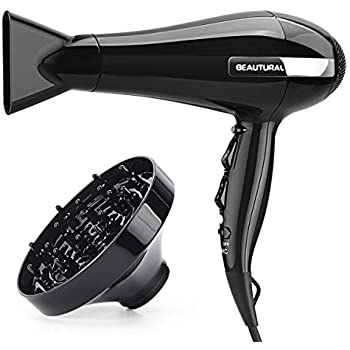 Amazon Com Beautural Professional 1875w Hair Dryer Styler