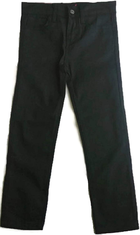 No Fuze Girls Uniform Stretch Twill Skinny Pant