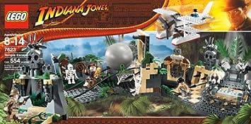 LEGO Indiana Jones 7623: Amazon.es: Juguetes y juegos
