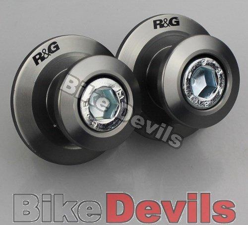 R&G RACING ELEVATION SERIES PADDOCK STAND BOBBINS M10 x 1.25 TITANIUM - ITBO003TI Various Manufacturers